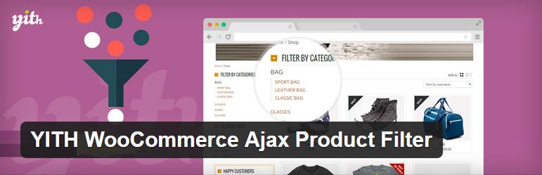 فیلتر آجاکس ووکامرس با WooCommerce Ajax Product Filter