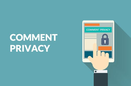 commentprivacy