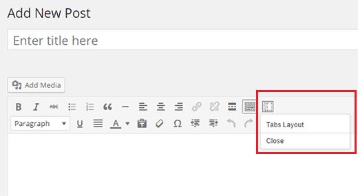 tabs-layout