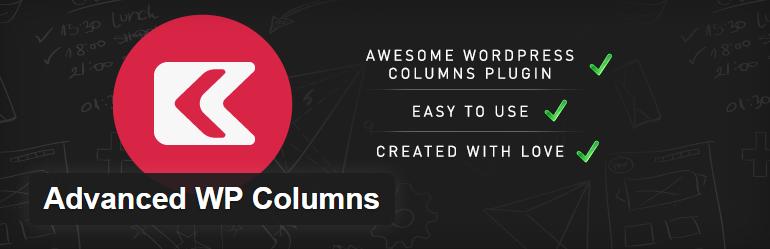 افزودن متن چند ستونه در وردپرس با Advanced WP Columns
