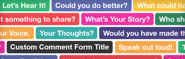 custom-comment-form-title