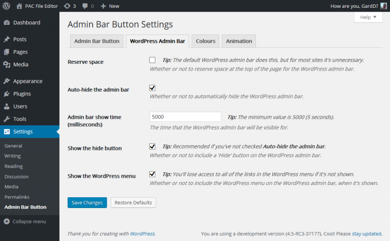 admin-bar-button-settings