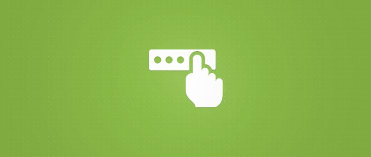 حذف گزینه تغییر رمز از پیشخوان کاربران