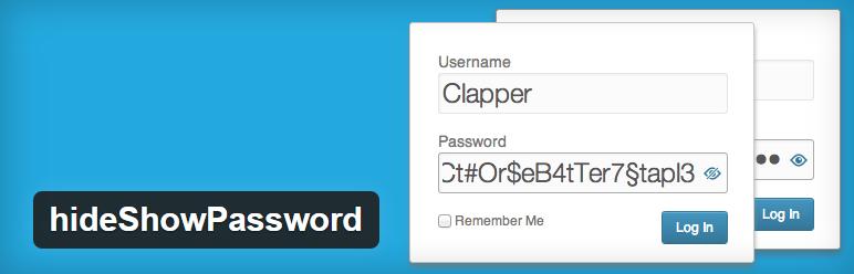 hide-Show-Password