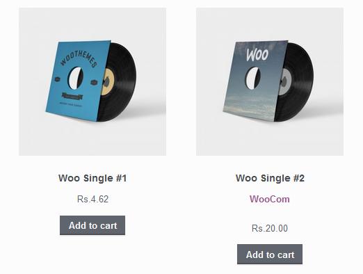 WooCommerce Product Subtitles