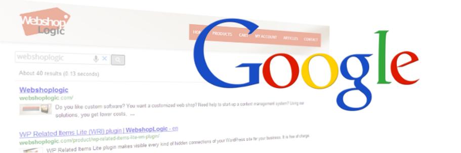 افزودن جستجوی گوگل در وردپرس