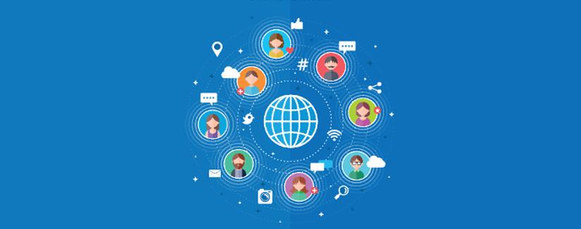 شبکههای اجتماعی و مخاطبان آن