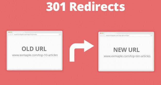 آموزش ریدایرکت 301 برای تغییر دامنه با www و بدون www