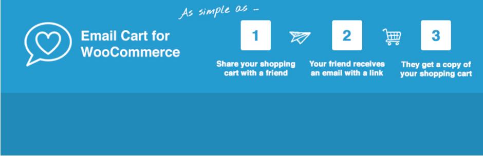 ارسال ایمیل سبد خرید در ووکامرس