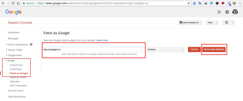 رفع خطای Googlebot cannot access CSS and JS files در وردپرس