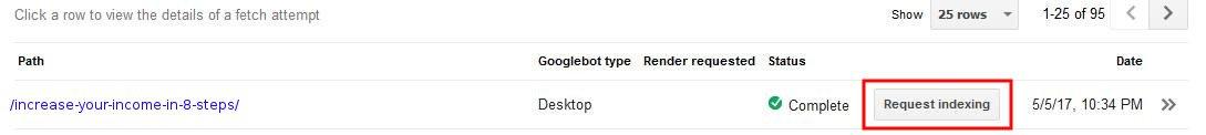 ایندکس سریع مطالب وردپرس در گوگل