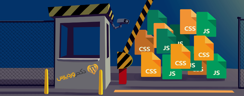 رفع خطای Googlebot cannot access CSS and JS files در وردپرس