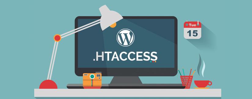مدیریت htaccess وردپرس