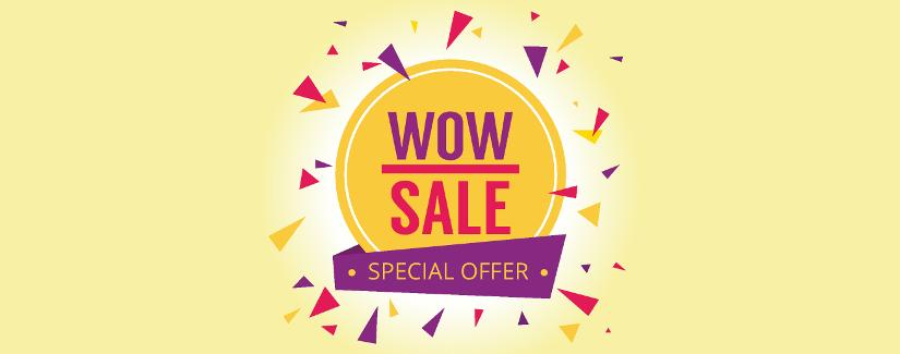 فروش عمده محصولات با قیمت ویژه در ووکامرس
