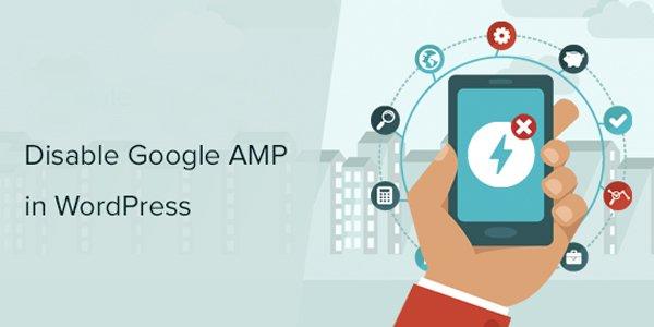 آموزش غیرفعال کردن Google AMP در وردپرس