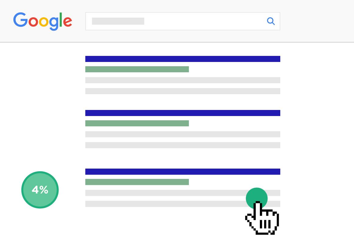 صفحه جستجو گوگل