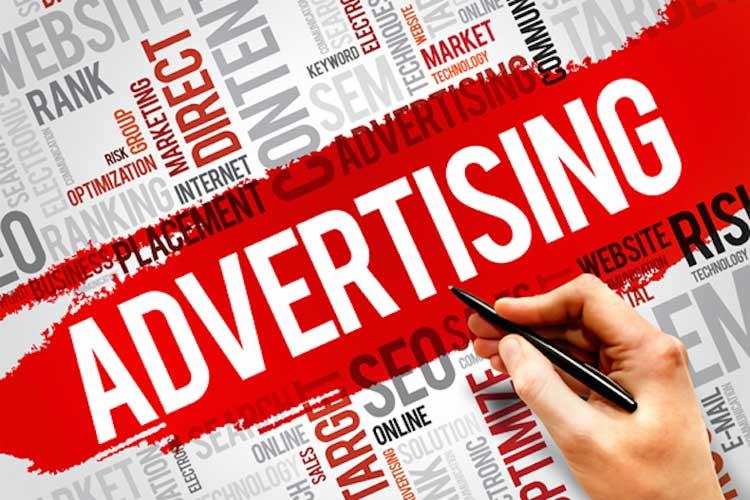 تبلیغات اینترنتی ads