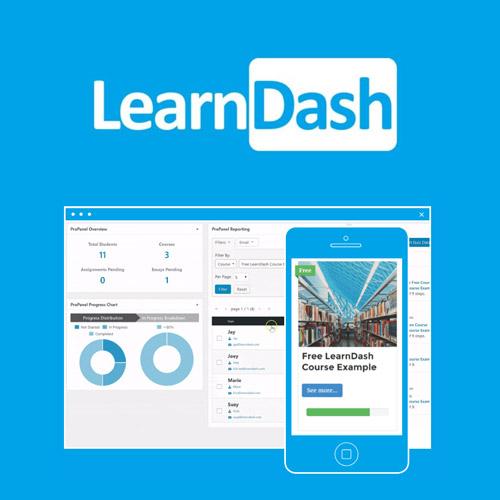 افزونه LearnDash وردپرس