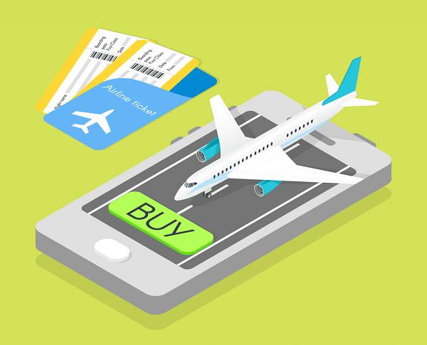 خرید آنلاین بلیط هواپیما
