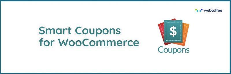 افزونه Smart Coupons for WooCommerce