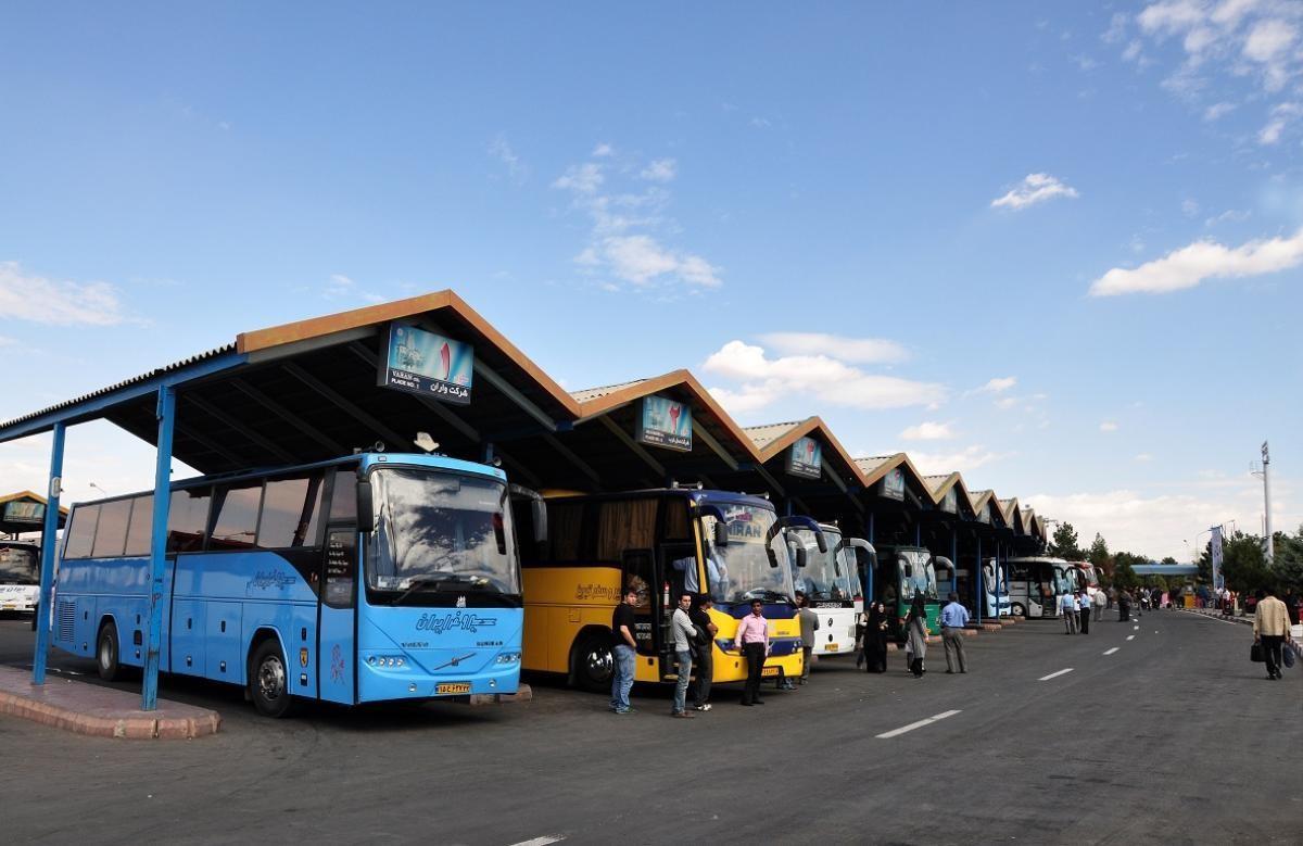 خرید بلیط اتوبوس